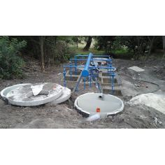 Lining treatment plants  buy in online store PlastDesign Ukraine