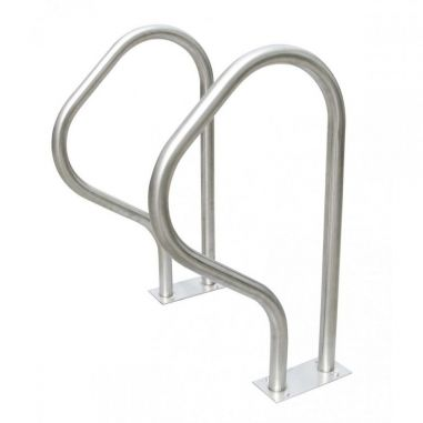 Handrail ARB-F (AISI-316) Low Cut stairs to m-2 pieces of - the anchor  buy in online store PlastDesign Ukraine