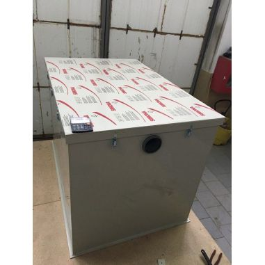 Grease trap HA 14/1000  buy in online store PlastDesign Ukraine