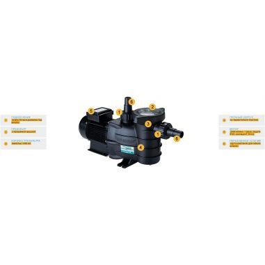 Pump Hayward PL 81005 (USA)  buy in online store PlastDesign Ukraine