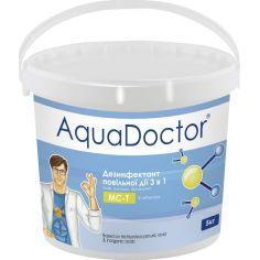 AquaDoctor MC-T хлор 3-в-1 длит. действия 5 кг купить в интернет-магазине ПластДизайн Украина