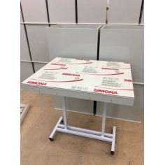 Хірургічний стіл для ветеринарних клінік купити в інтернет-магазині ПластДізайн Україна