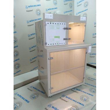 Boxes for animals section 3  buy in online store PlastDesign Ukraine