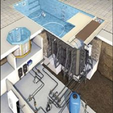 Pools and equipment